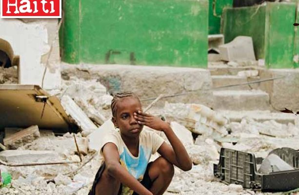 NRW hilft Haiti